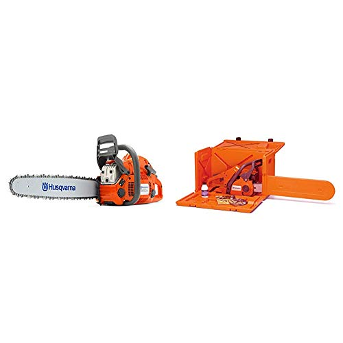 Husqvarna 24 Inch 460 Rancher Gas Chainsaw &...