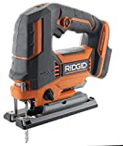 Ridgid R8832B OCTANE 18V Lithium Ion Cordless Brushless Jig Saw w/ Dust Blower and...
