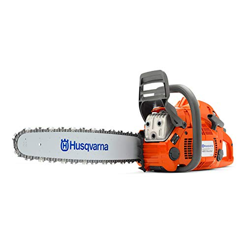 Husqvarna 24 Inch 460 Rancher Gas Chainsaw &...