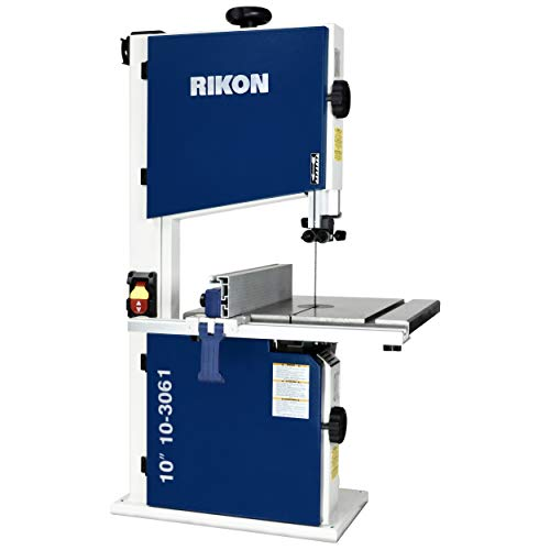 Rikon 10-3061 10' Deluxe Bandsaw, Includes Fence...