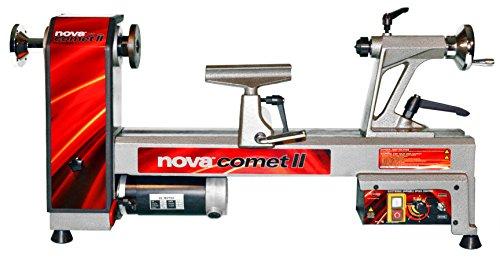 NOVA 46300 Comet II Variable Speed Mini Lathe...