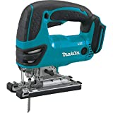 Makita XVJ03Z 18V LXT Lithium-Ion Cordless Jig Saw, Tool Only