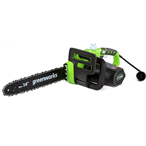 Greenworks 10.5 Amp 14-Inch Corded Chainsaw 20222