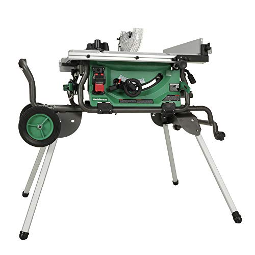 Metabo HPT Jobsite Table Saw with 10-Inch Fine...