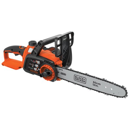BLACK+DECKER Model LCS1240 40-volt 12 Inch Cordless Chainsaw