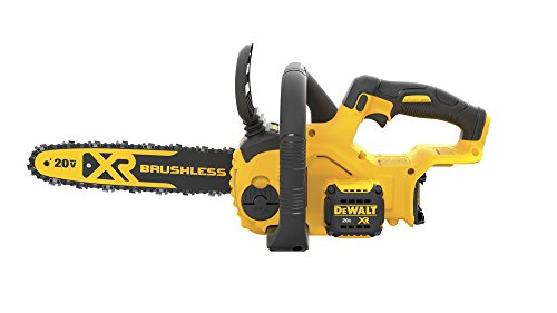 DEWALT 20V Chainsaw Model : DCCS620B MAX XR Compact 12 in. Cordless Chainsaw