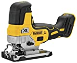 DEWALT 20V MAX Jig Saw, Barrel Grip, Tool Only...