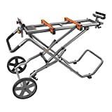 Ridgid AC9946 Mobile Miter Saw Stand with Mounting...