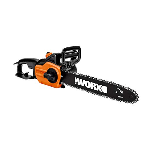 Worx WG305.1, 8 Amp 14-inch Corded Electric...