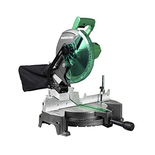 Metabo HPT Compound Miter Saw C10FCGS