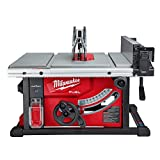 Milwaukee M18 FUEL ONE-KEY 18-Volt Lithium-Ion Brushless Cordless 8-1/4 in. Table Saw...