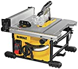 DEWALT (DWE7485) Table Saw for Jobsite