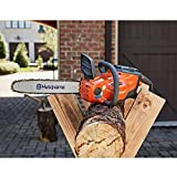 Husqvarna 14 Inch 120i Cordless Battery Powered Chainsaw (Battery Included)