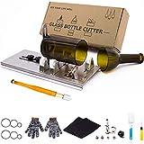 Glass Bottle Cutter, Upgraded Bottle Cutting Tool...
