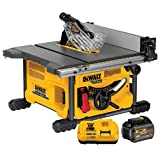 DEWALT FLEXVOLT 60V MAX Table Saw, 8-1/4-Inch...