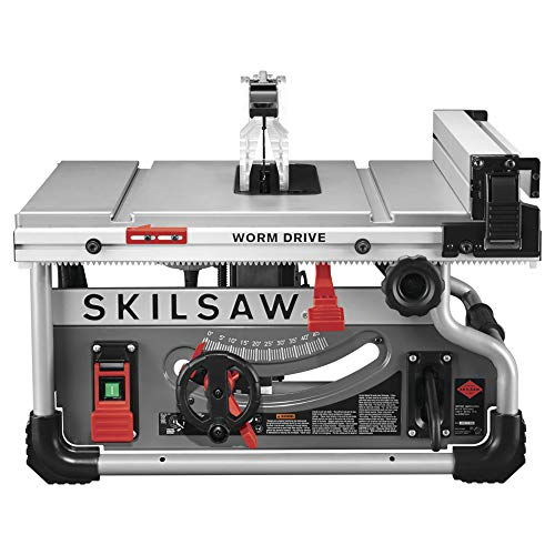 SKILSAW SPT99T-01 8-1/4' Portable Worm Drive Table...