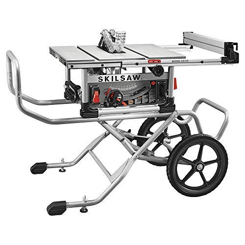 SKILSAW SPT99-11 10' Heavy Duty Worm Drive Table...