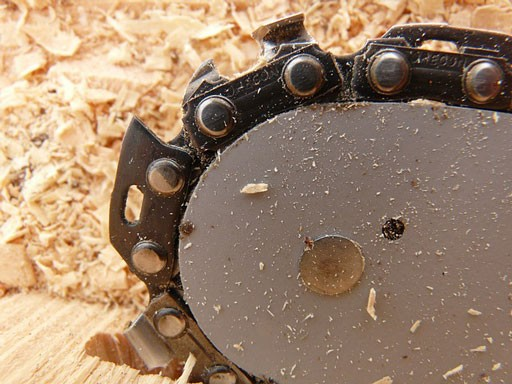 How To Measure A Chainsaw Chain