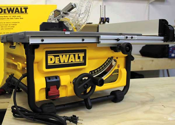 Types of Table Saws and Their Uses 1