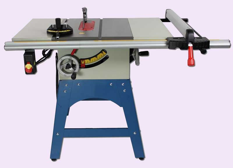 Types of Table Saws and Their Uses 2