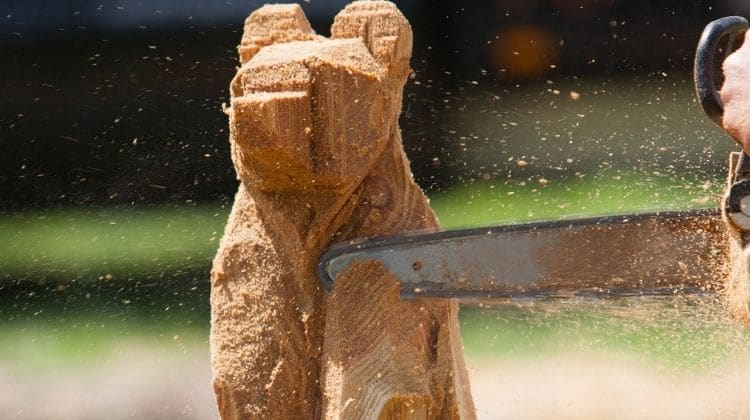 How To Do Chainsaw Carving For Beginners